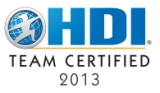 HDI Team Certified for 2013