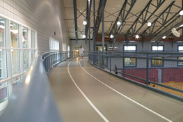 Walking Track at Pioneer Hall
