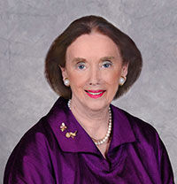 Ann Stuart, PhD. Chancellor and President