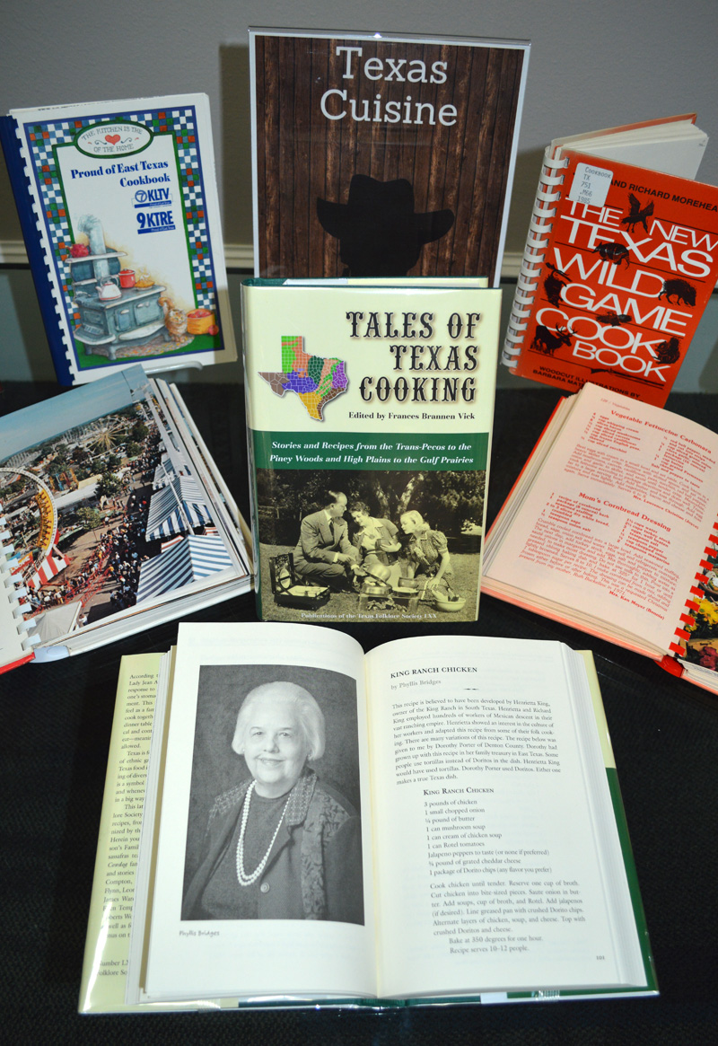 Dr. Bridge's Tales of Texas Cooking