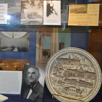 Hubbard Hall Exhibit