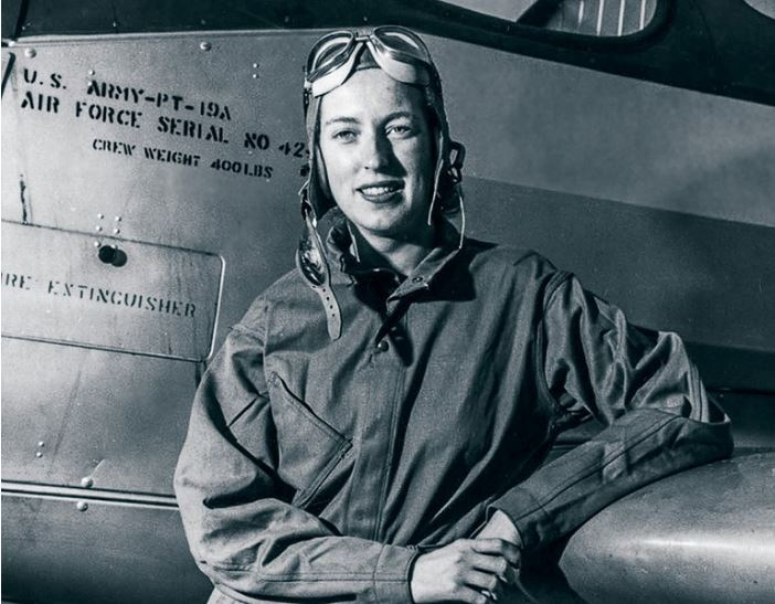 Cornelia Fort's Pearl Harbor plane found