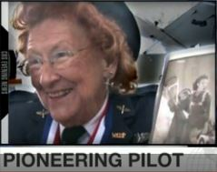 Female WWII pilot's family fighting for her Arlington wishes