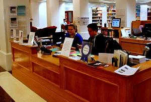 Reference/Information Desk