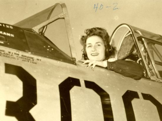 WWII female pilots now can be buried at Arlington