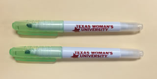 TWU highlighters