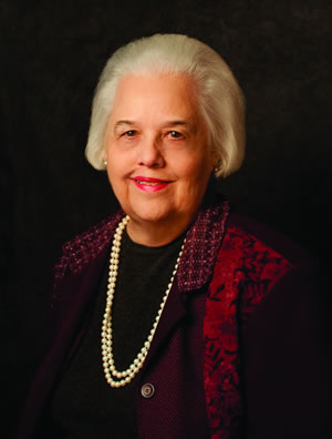 Photo of Dr. Phyllis Bridges