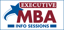 TWU Executive MBA Information Sessions graphic