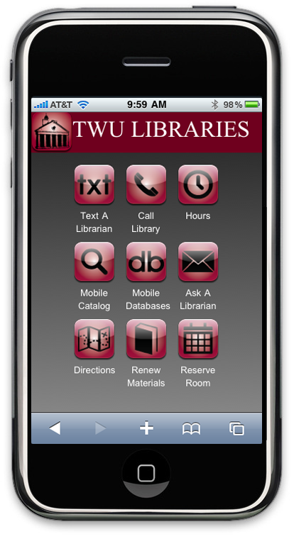 Twu Library Study Room