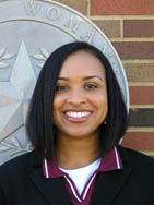 Nikki Young, Associate Director of Admissions