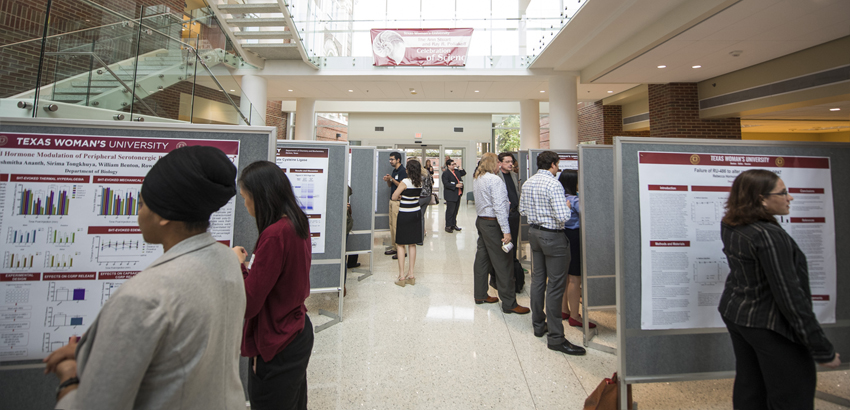 The Celebration of Science poster show