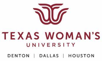 Texas Woman's University: Denton | Dallas | Houston