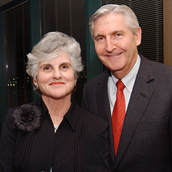 Marnie and Kern Wildenthal