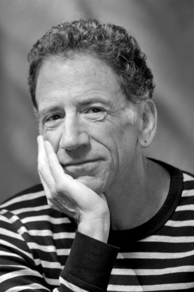 Black and white headshot of Stuart Pimsler