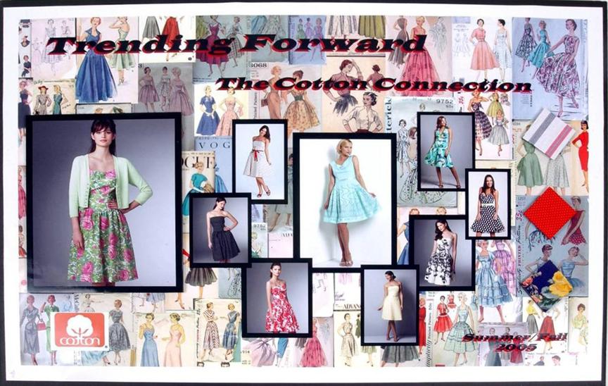 Presentation Boards Fashion Amp Textiles Texas Woman S