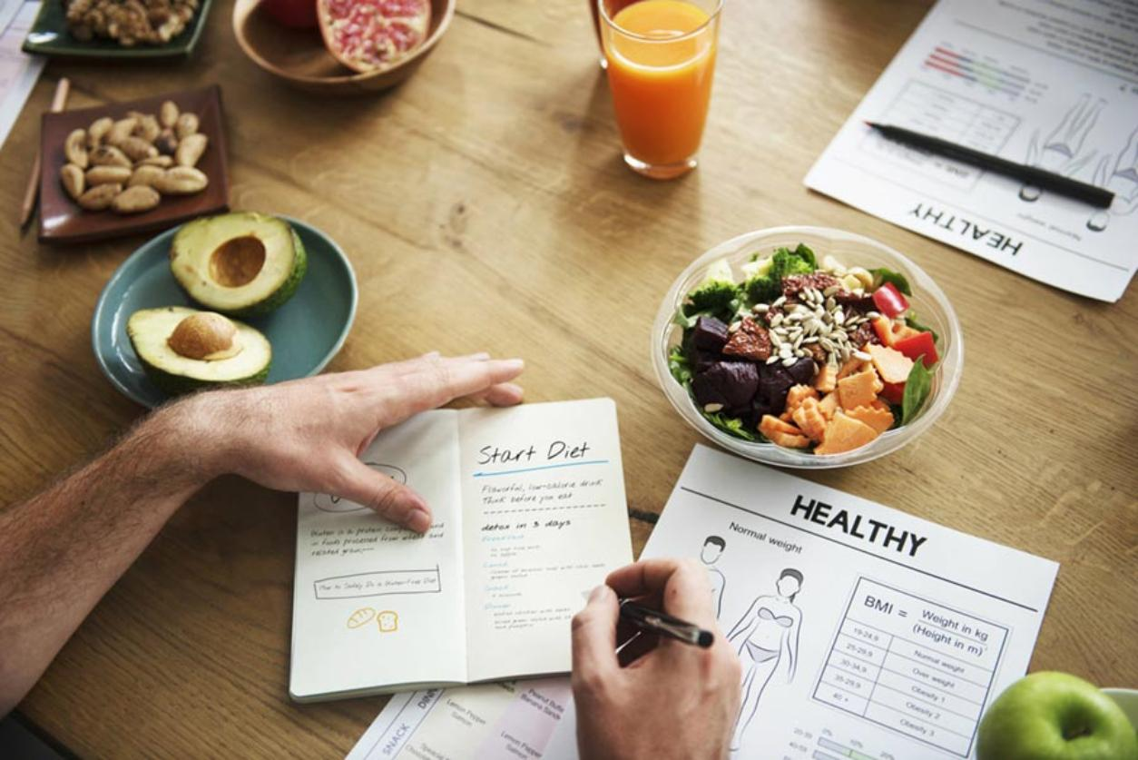 healthy food diet plan