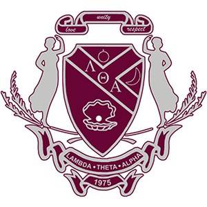 Lambda Theta Alpha Shield