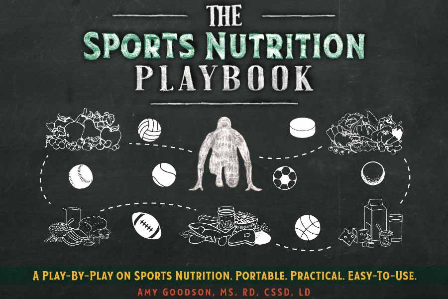 The Sports Nutrition Playbook Cover