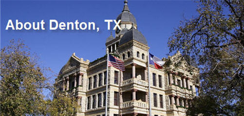 Learn about Denton