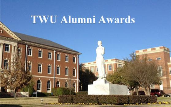 Link to alumni awards