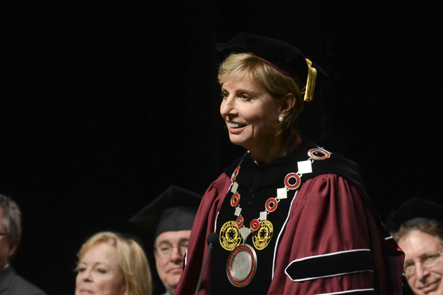 Chancellor's Address: Moving Beyond the Inflection Point: Pioneers for a New Era, Carine M. Feyten, Ph.D.