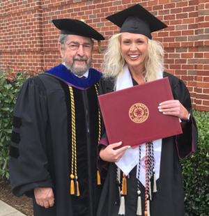 Kimberly Sehannie and Don Edwards, PhD.