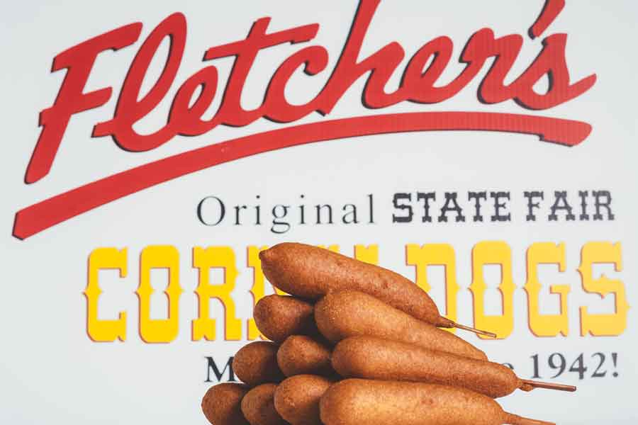 Fletchers Original State Fair Corny Dogs