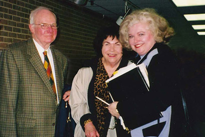 Alonzo Jamison, Elisabeth Jamison, Sarah Weddington