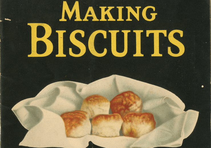 Making Biscuits, 1927