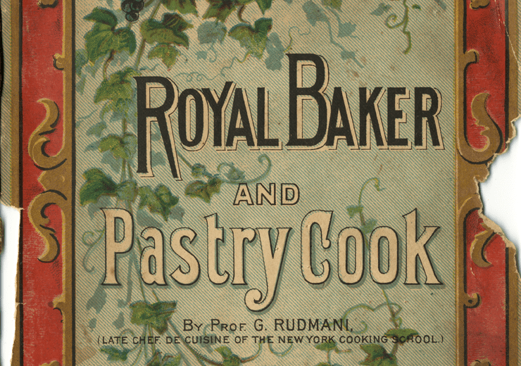 Royal Baker and Pastry Cook, 1882