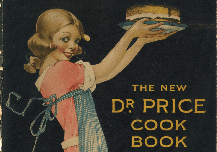 The New Dr. Price's Cookbook, 1921