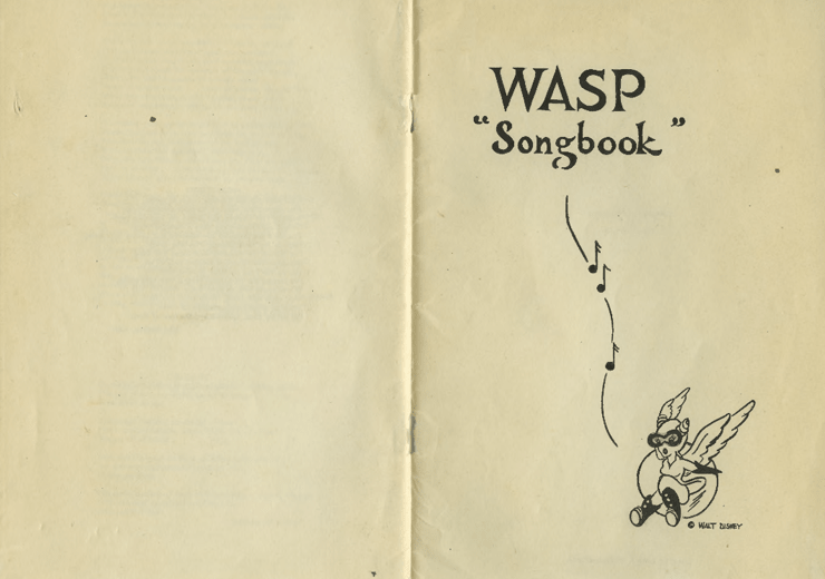 WASP Songbook