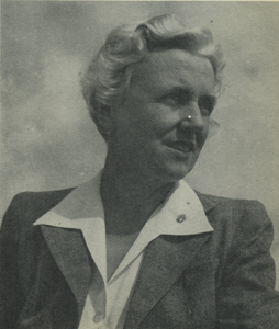 Ethel Sheehy classbook photo