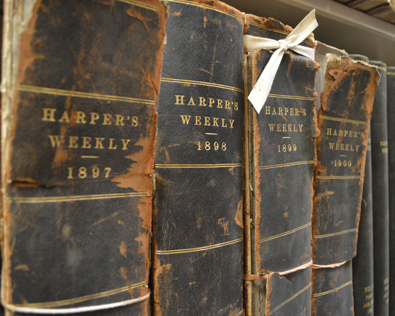 Harper's Weekly journals