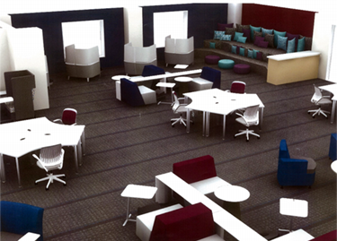 render of study area