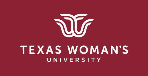 One Color Logos Texas Woman S University