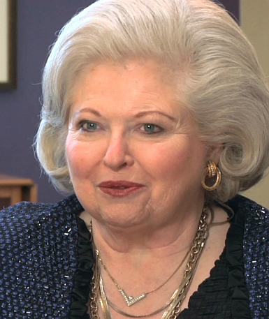 Photograph of Sarah Weddington