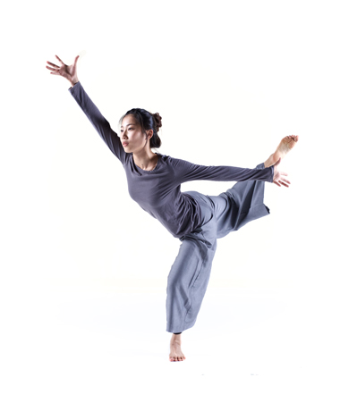Yeajean Choi, master of fine arts student in the TWU Department of Dance.