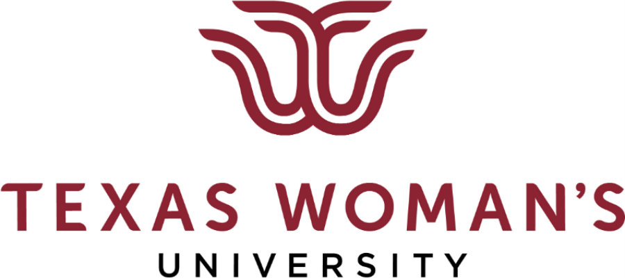 Photo of TWU's new logo