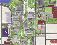 Parking Maps - DPS - Texas Woman's University on