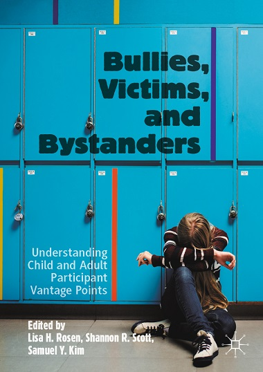 Book cover for 'Bullies, Victims, and Bystanders'