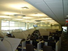 Computer Mega Lab at TWU Houston