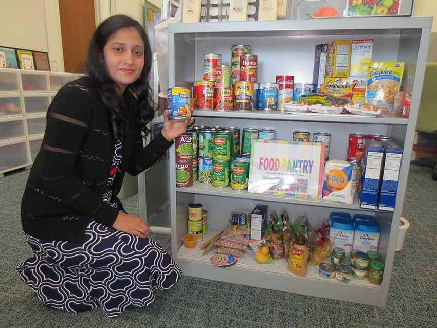 Houston Student Life Food Pantry