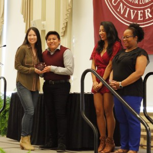 Redbud Awards recognize TWU student achievement