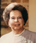 Grace Woodruff Cartwright, Texas Women's Hall of Fame Inductee 1985