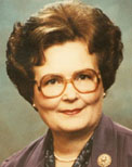 Lila May Banks Cockrell, Texas Women's Hall of Fame Inductee 1984