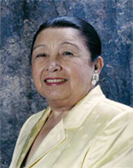 Teresa Lozano Long, Ed.D., Texas Women's Hall of Fame Inductee 2010