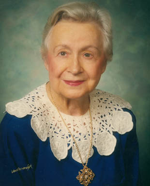 Margaret Gree Harris Amsler, Texas Women's Hall of Fame Inductee 1987