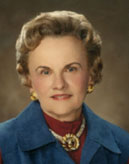 Louise Ballerstedt Raggio, Texas Women's Hall of Fame Inductee 1985