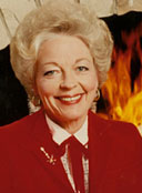 Ann Richards, Texas Women's Hall of Fame Inductee 1985